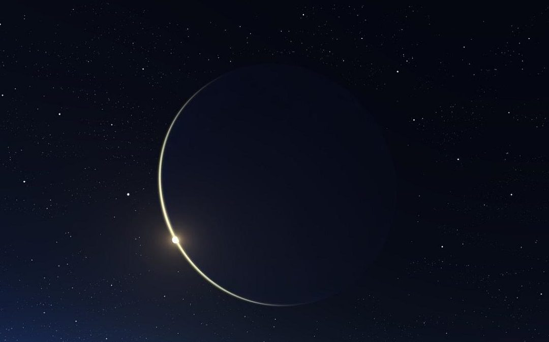 New Moon call for embodiment
